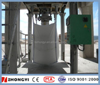 Model DBJS-2B 1000-2000 kg automatic weighting cement filling machine