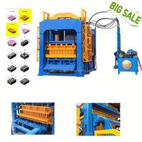 Best selling in alibaba QT4-15 handuk price brick block machine for sale