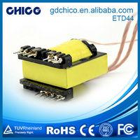 ETD44-01 high voltage transformer price,high voltage transformer