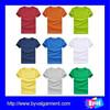 Wholesale cheap china clothing custom 100% cotton plain t shirt short sleeve design printed t-shirt size s m l xl xxl xxxl