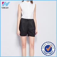 Yihao 2015 Summer Women & girls knickers Shorts High Waist Shorts Fashion Short Pants New