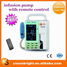 medical automatic infusion pump with CE marked
