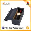 High quality customized folding luxury wine gift box custom cardboard wine glass packaging box wholesale wine storage box