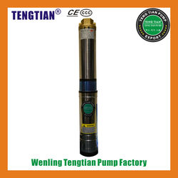 QJ submersible water pump centrifugal submersible pump