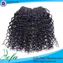 Best selling all textures virgin loose curl human hair weaving mongolian virgin hair