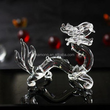 Chinese zodiac k9 crystal crafts for gift