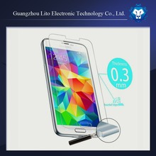 Mobile phone accessories wholesale tempered glass screen protector for samsung note3