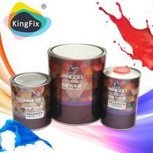 polyester resin acrylic paint bulk auto base paint