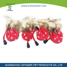 Professional winter dog boots for gift