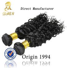 Top sale fiber hair kanekalon afro curly synthetic fiber hair extension