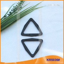 Plastic Triangle Ring Buckle KR5036