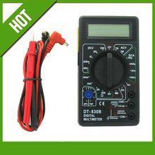 DT830B precise professional automotive digital multimeter
