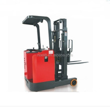 excellent enhanced speed warehouse equipments electric reach trcuk electric forklift truck