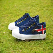 china women shoes flat canvas shoes with latest canvas shoes
