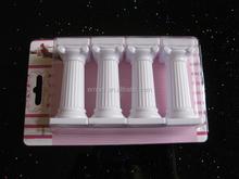EMOER fondant tools 3 inch Grecian Pillars