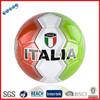 Machine stitched PVC wholesale football soccer ball