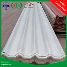 high strength MGO anti-corosion heat water insulation fireproof roofing sheet different types of pertinax folded plate roof
