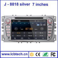 2 din 7 inch Android touch screen car dvd player with GPS bluetooth Navigation 3G Radio