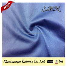 100% polyester mercerized school uniform material fabric