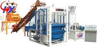 project proposal of machine hollow block making