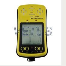 AS8900 portable multi gas detector, combustible gas detector