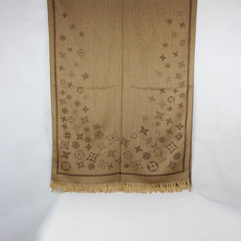 европейские и американские зимой и осенью бренда шелк жаккардовый шарф женщин echarpes легкий стиль бахромой шарф и длинные платки