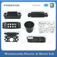 China tooling factory plastic Molded spare parts injection molding parts