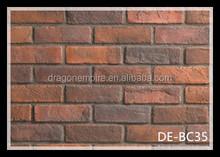 Textured wall bricks of villa, villa wall bricks, indoor wall bricks wholesale