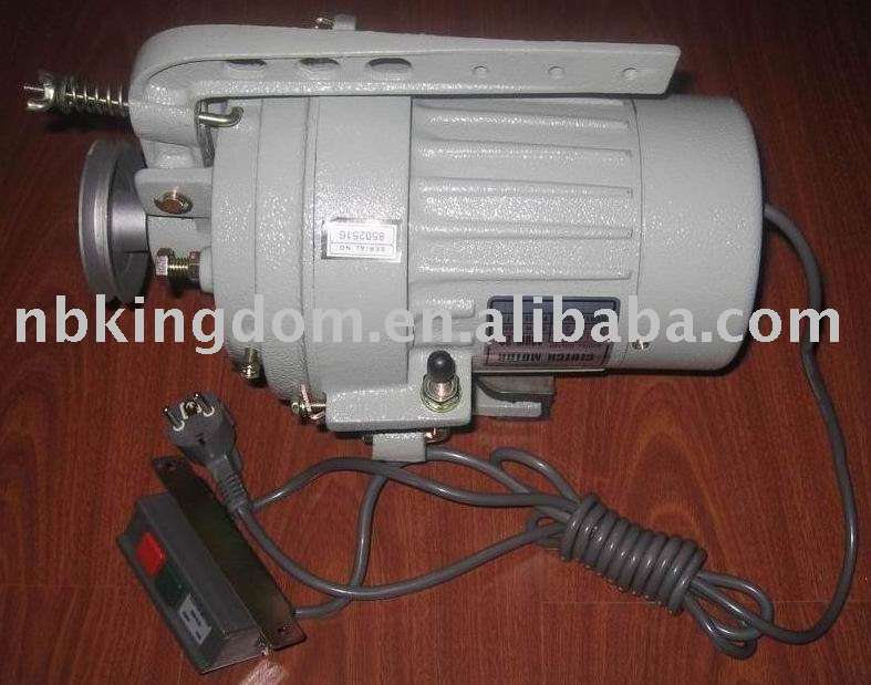 Industrial sewing machine motor view sewing machine motor for Sewing machine motor manufacturers