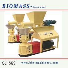 wood pellet mill for supply heating/wood pellet mill for boiler burn