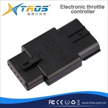 Plug and play 10 series throttle accelerator simple installation tros potent booster auto gas controller