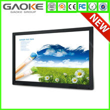 """55"""" wall mount touch screen panel pc no need projector with led backlight"""
