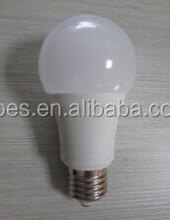 $1.45 A60 10W 900LM factory sale green led 10W E27 A60 led wide beam angle 180 degree LED Bulb light e27 led