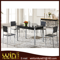 modern 4 seater dining table designs wooden dining table