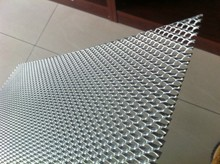decorative aluminum expanded metal mesh products