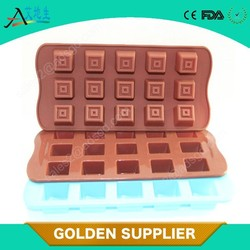 New item hot sale food grade silicone ice cube mould