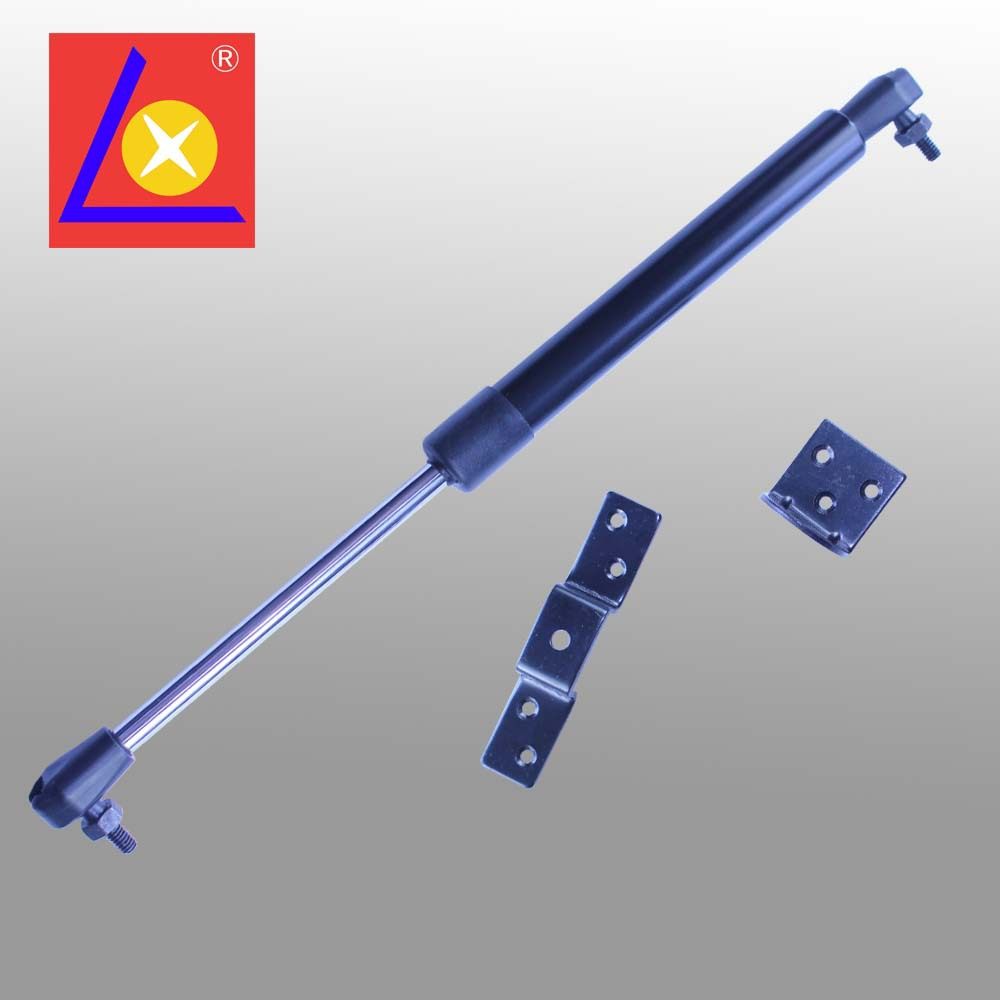 Spring Lift Gas Support : Gas spring lift support lifts with plastic ball socket