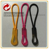 GZ-Time Factory soft key locking puller head with string wholesale,garment soft ykk string zipper silder head wholesale
