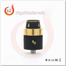 alibaba express 2015 hot Hottest new style royal hunter rda atomizer2015 hot selling turbo rda fan a