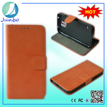 Custom New Design Pu leather Wallet mobile phone prices in dubai for samsung galaxy s5