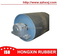 Hot selling diamond rubber sheet for pulley lagging with low price