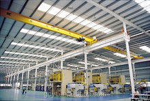 Demag European Type Single-girder Overhead Crane
