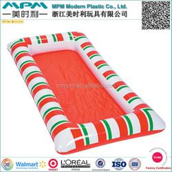 ICTI SEDEX Factory Audit PVC inflatable salad bar,inflatable floating bar,inflatable pool bar