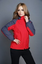 Good quality new fashion style casual jacket for women