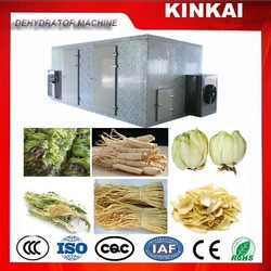industrial dried food / fruit dehydrator drying processing machinery