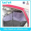 Pets supplies private label pet products car seat protector oxford car seat cover