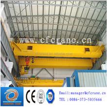 Top Quality Double Beam Crane Bridge Price, Overhead Crane Prices