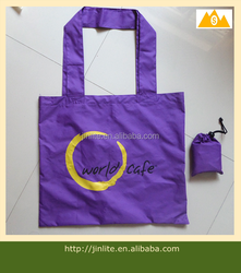 Good Quality Customized 100% RPET Foldable Bag