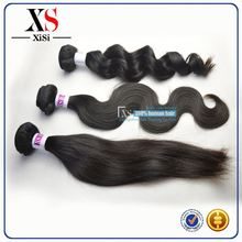 8A top quality shed free malaysian virgin hair hair extensions south africa