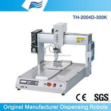 pcb glue dispensing machine/white glue dispensing machine-TH-2004D-300K